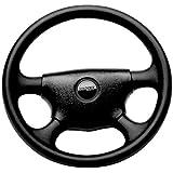 """Four-spoke Steering Wheel - Dlx Sport Style 14"""" Blk"""