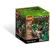 レゴ Minecraft 21102