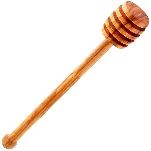 Why Choose The HIC Harold Imports Olive Wood Honey Dipper