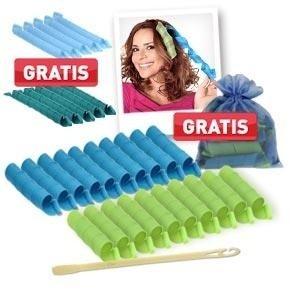 Hair Wavz - Lockenwickler empfohlen von Gitta Saxx - Das Original von Media Shop