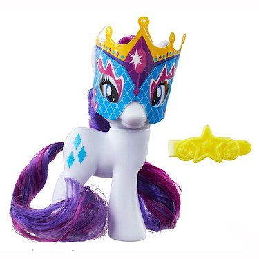 My Little Pony Crystal Empire Wave 3 Rarity Figure Set - 1
