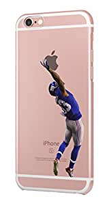 "iPhone 5/5S [Kleer Case] Clear Football Case (Odell ""Catch"")"