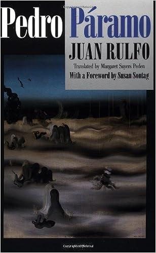 Book cover for Pedro Páramo.