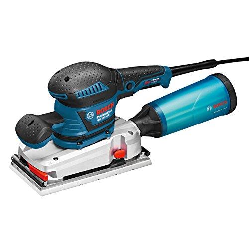 Bosch-Professional-GSS-280-AVE-350-W-Nennaufnahmeleistung-L-BOXX-Schleifpapier-Microfilter-Box-Zusatzhandgriff