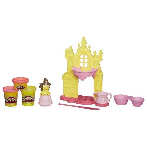 Play-Doh Disney Princess Belles Blooming Castle - 1