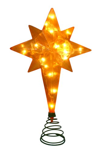 Barcana 20-Inch Illuminated Fiberglass Star of
