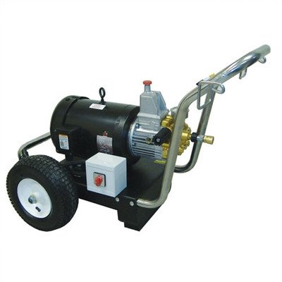 3.7 Gpm / 3,000 Psi 3 Phase Cold Water Electric Pressure Washer