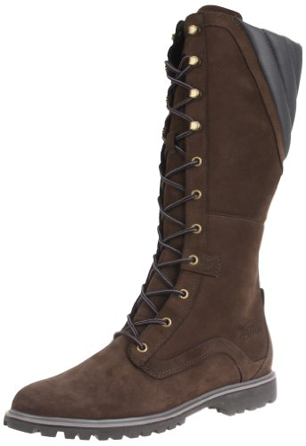 Helly Hansen Women's W Solli Tall Boot,Espresso/Gum,5.5 M US