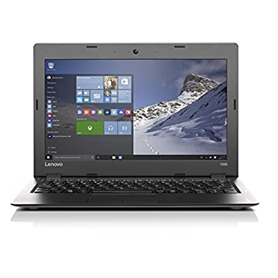 Lenovo IdeaPad 100S-11IBY 11.6-inch Laptop (Atom Z3735F/2GB/32GB/Windows 10/Integrated Graphics), Silver