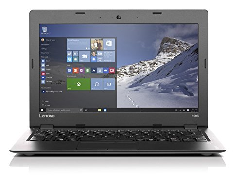 Lenovo-IdeaPad-100S-11IBY-116-inch-Laptop-Atom-Z3735F2GB32GBWindows-10Integrated-Graphics-Silver