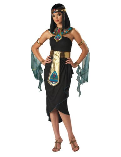 Adult-Costume Cleopatra Sm Halloween Costume - Adult Small