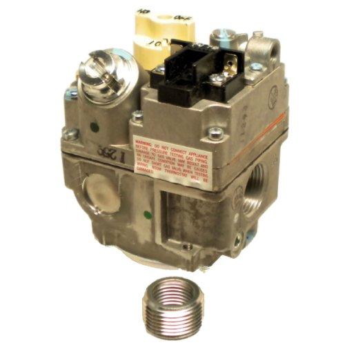 Gas Valve Standing Pilot Onetrip Parts® Direct Replacement For Rheem Ruud Weatherking 60-18556-86 front-526193