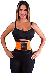 Xtreme Power Belt Unisex (Orange, Large)