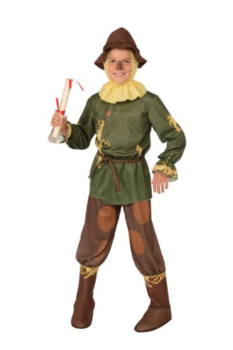 Wizard of Oz Halloween Sensations Scarecrow Costume