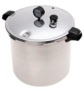 Presto 1781 23-Quart Aluminum Pressure Cooker/Canner