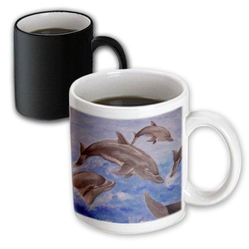 Dolphin Mug, 11 oz.