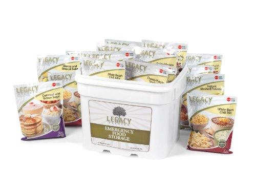 Dried Foods For Emergency Preparedness: Gluten Free Emergency Freeze Dried Food Storage