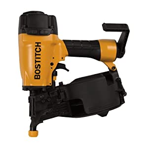 Stanley Bostitch N66C-1 1-1/4-inch to 2-1/2-inch Coil Siding Nailer