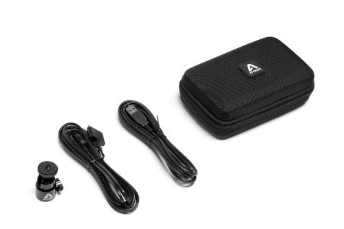 Apogee Mic Accessories Kit With 3 Meter Cables, Stand Adaptor & Carrying Case