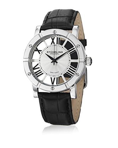 Stührling Reloj con movimiento cuarzo suizo 881.01 42 mm