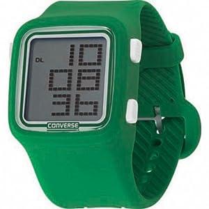 Converse Men's Digital Quartz Strap Watch VR002-325