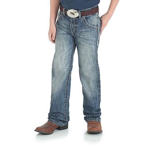 42BWXBB Wrangler Boy's 20X No. 42 Vintage Bootcut Jean (12 Slim) (Vintage Wrangler compare prices)