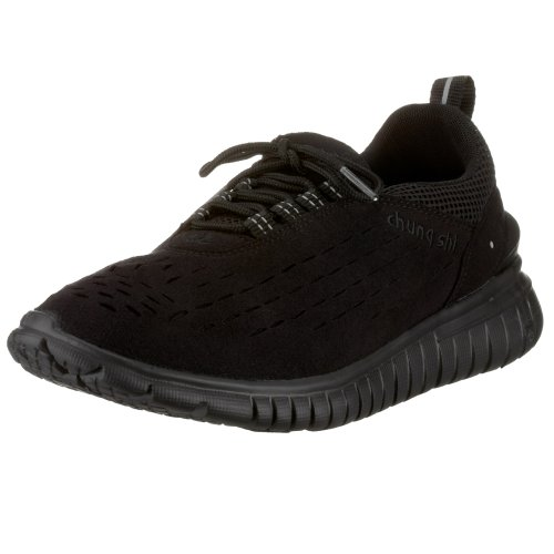 Chung-Shi-Dux-Trainer-schwarz-8800010-Unisex-Erwachsene-Sneaker-schwarz-3435-EU-3-UK