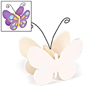 Design Your Own Butterfly Photo Holders (1 dz)