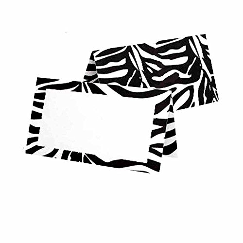 Zebra Print Place Cards u2013 Tent Style u2013 10 Pack u2013 Solid Blank White Front with Animal Print Border u2013 Stationery Party Supplies for Any Occasion or Event ...  sc 1 st  Canopy & Coleman Replacement Tent Pole Kit u2013 Canopy