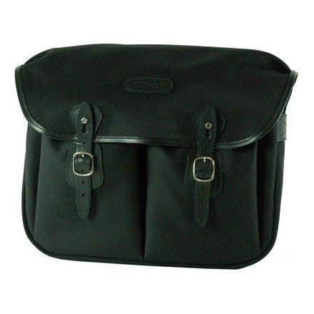 Billingham Hadley Shoulder Bag Large Black FibreNyte/Black 503502 01