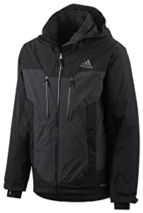 Adidas Men's Winter Stretch CPS Jacket - Black XL