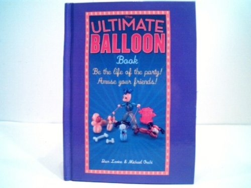 ULTIMATE BALLOON BOOK, Cengage