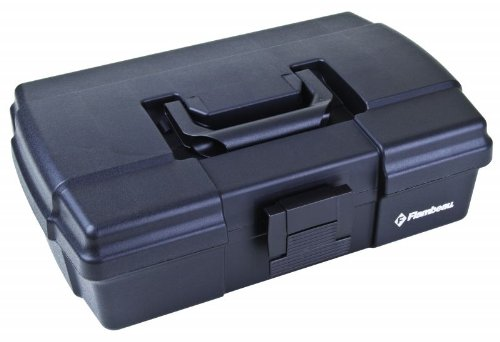 Flambeau 6583FH Low Boy Tool Storage Box, Low Profile (Tool Box For Car compare prices)