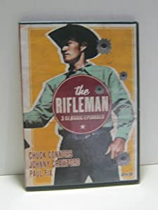The Rifleman: 3 Classic Episodes(in B&w) by DIGIVIEW