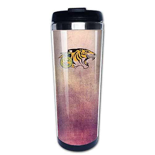 National FFA Foundation Tiger 304+ABS Stainless Steel Travel Tumbler Coffee Mug (400ml) (Rockstar Energy Blue Ice compare prices)