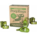 Earth Rated PoopBags Refill Case, 900 bags