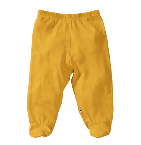Baby Soy O Soy Footie Pants 0 3m Sunshine Ambra Manfrinvil