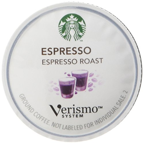 Starbucks® Espresso Roast VerismoTM Pods,12-0.28 oz (12 Cups Verisimo Starbuck Coffee compare prices)