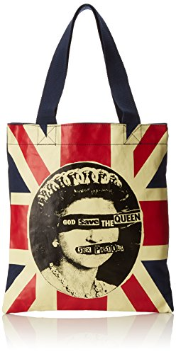 Sex Pistols God Save The Queen 新しい 公式 トートバッグ