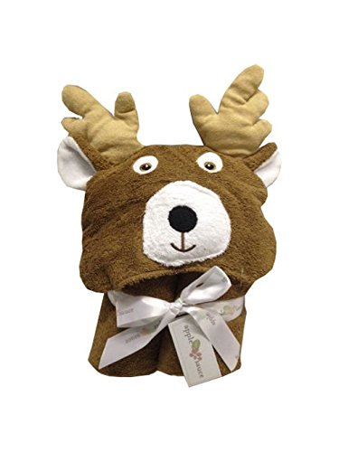 Deer Hooded Bath Towel