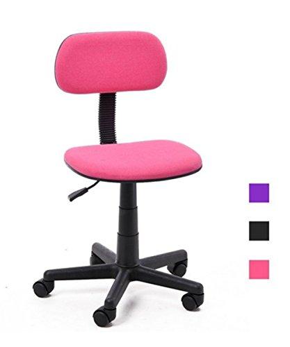 GreenForest-Verstellbar-Kinder-Brostuhl-fr-Schreibtisch-Computertisch-Rosa