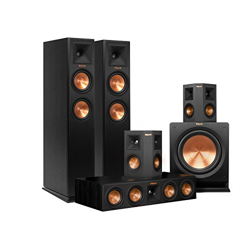 Klipsch RP-250F Home Theater System Bundle