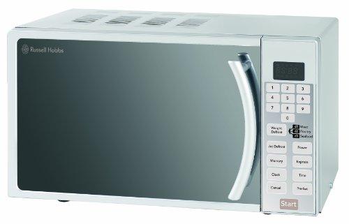 Russell Hobbs RHM1712 Silver Microwave