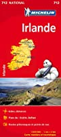 Carte NATIONAL Irlande