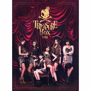 TRAESURE BOX (ダイヤモンド盤)(毎日T-ARA DVD付)(Photobook 32P付)