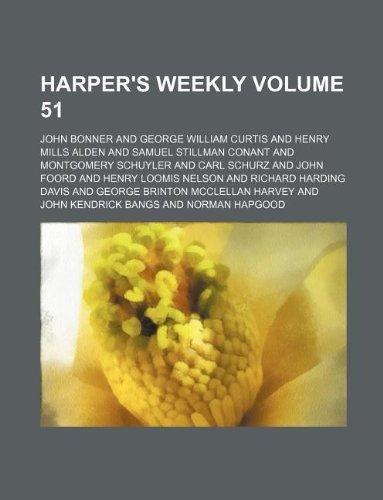 Harper's weekly Volume 51