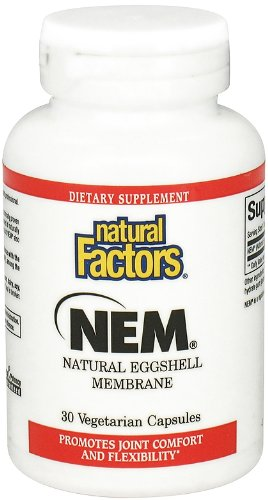 Natural Factors Nem Vcap, 500Mg, 30 Count