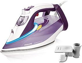 Philips GC4918/30 Perfect Care Azur Dampfbügeleisen (Optimal Temp, 2800 W, 200 g Dampfstoß) violett/weiß