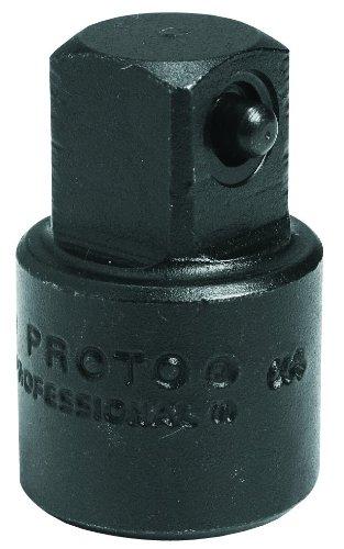 Stanley Proto J7653 Proto 3//4-Inch F x 1//2-Inch M Impact Drive Adapter