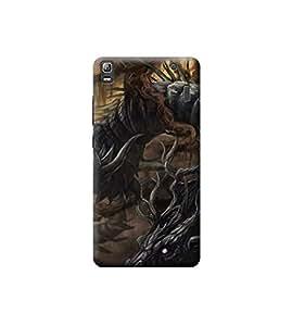 EPICCASE Premium Printed Mobile Back Case Cover With Full protection For Lenovo A7000 / K3 Note (Designer Case)